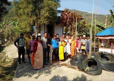Majhuwa Besi Lift Irrigation